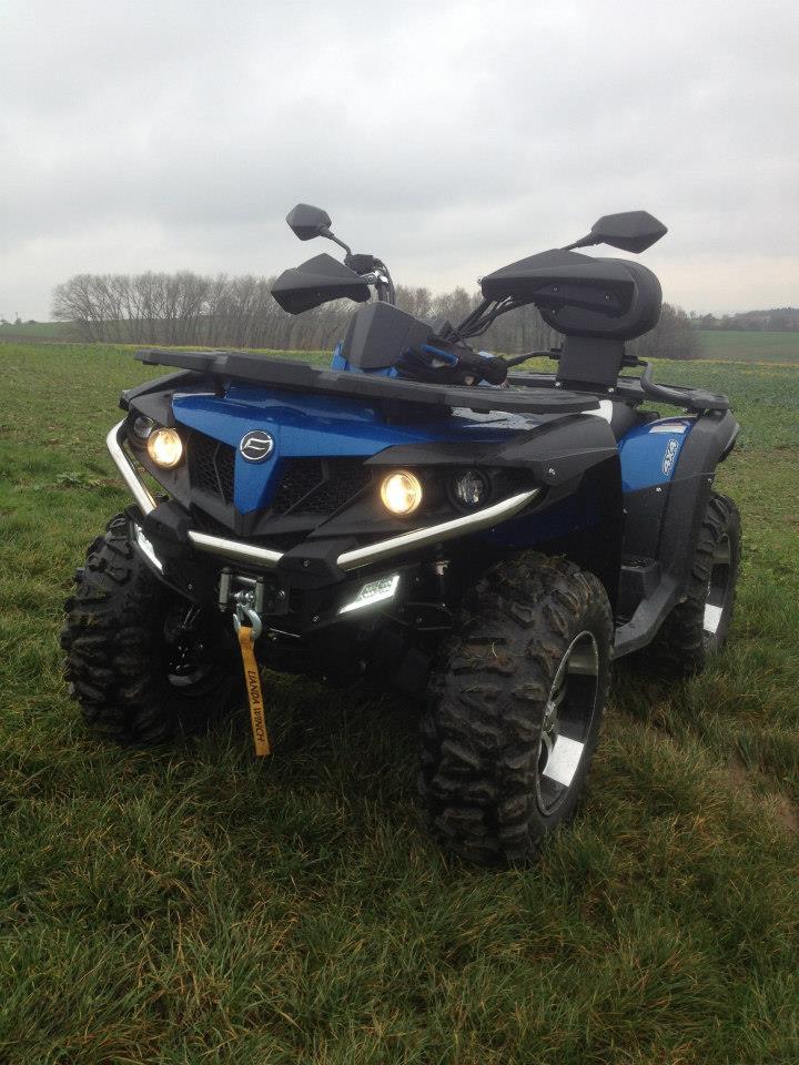 Gladiator X550