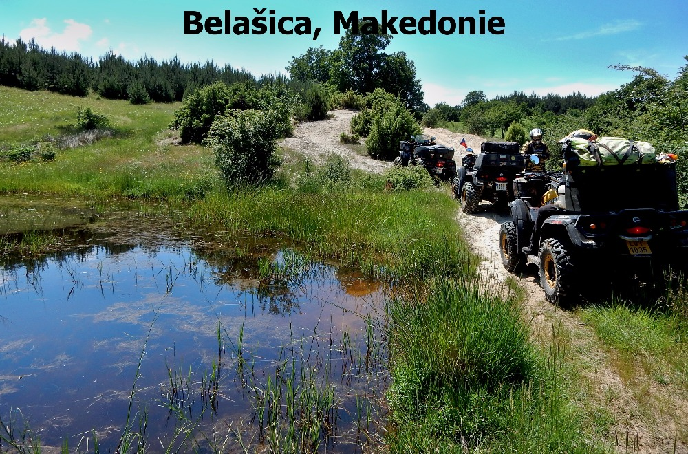 Belašica Makedonie