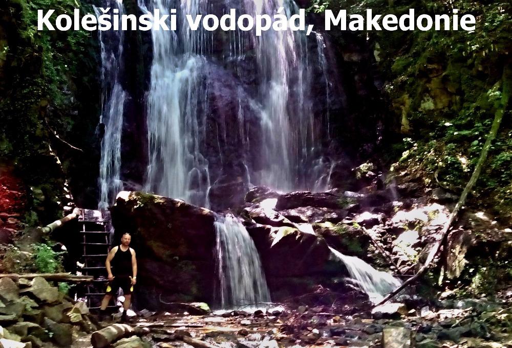 Kolešinski vodopád