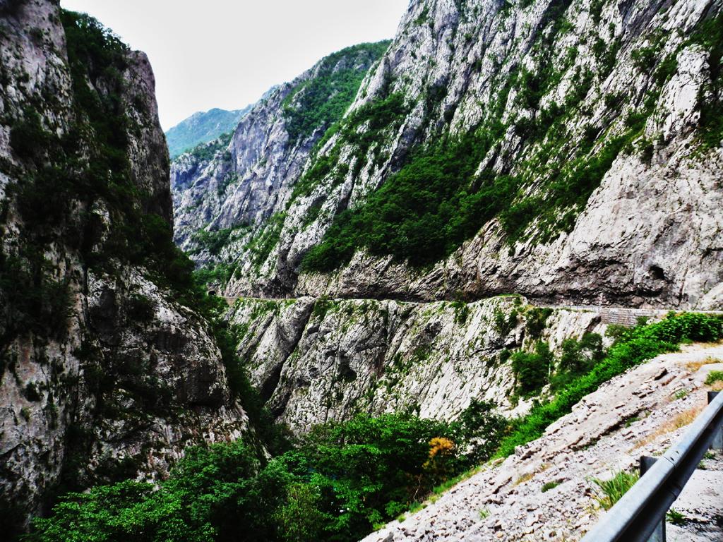 kaňon Morača